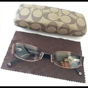 Coach Women's Bailey 216 Reading Eyeglasses Frames